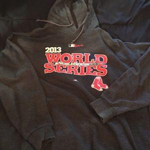 2013 World Series Red Sox hoodie